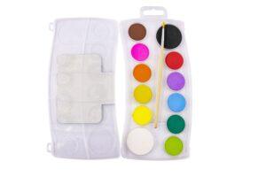 Set ngjyra uji Neo 12 copë