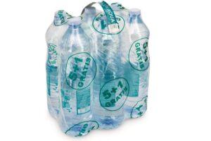 Ujë natyral Vivaqua 6x1.5L