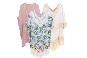 Bluzë plazhi për femra