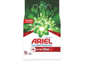 Detergjent për rroba Ariel Oxi 1.8kg